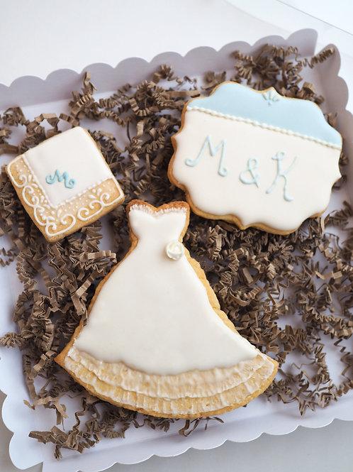 Keksbox - Hochzeit