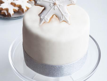 Tutorial Schneeflocken Keks mit Royal Icing und von der Einzigartigkeit jedes Einzelnen