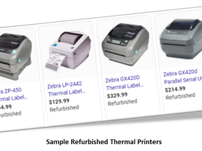 Label Printing; Does a Label Printer Matter?