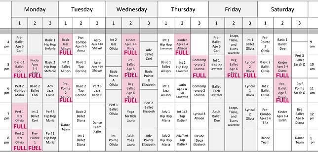 2021-2022 fall schedule full classes.jpg