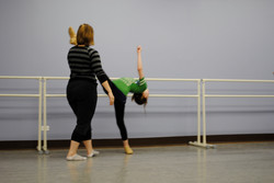Lyrical Dance Class Lincoln Square