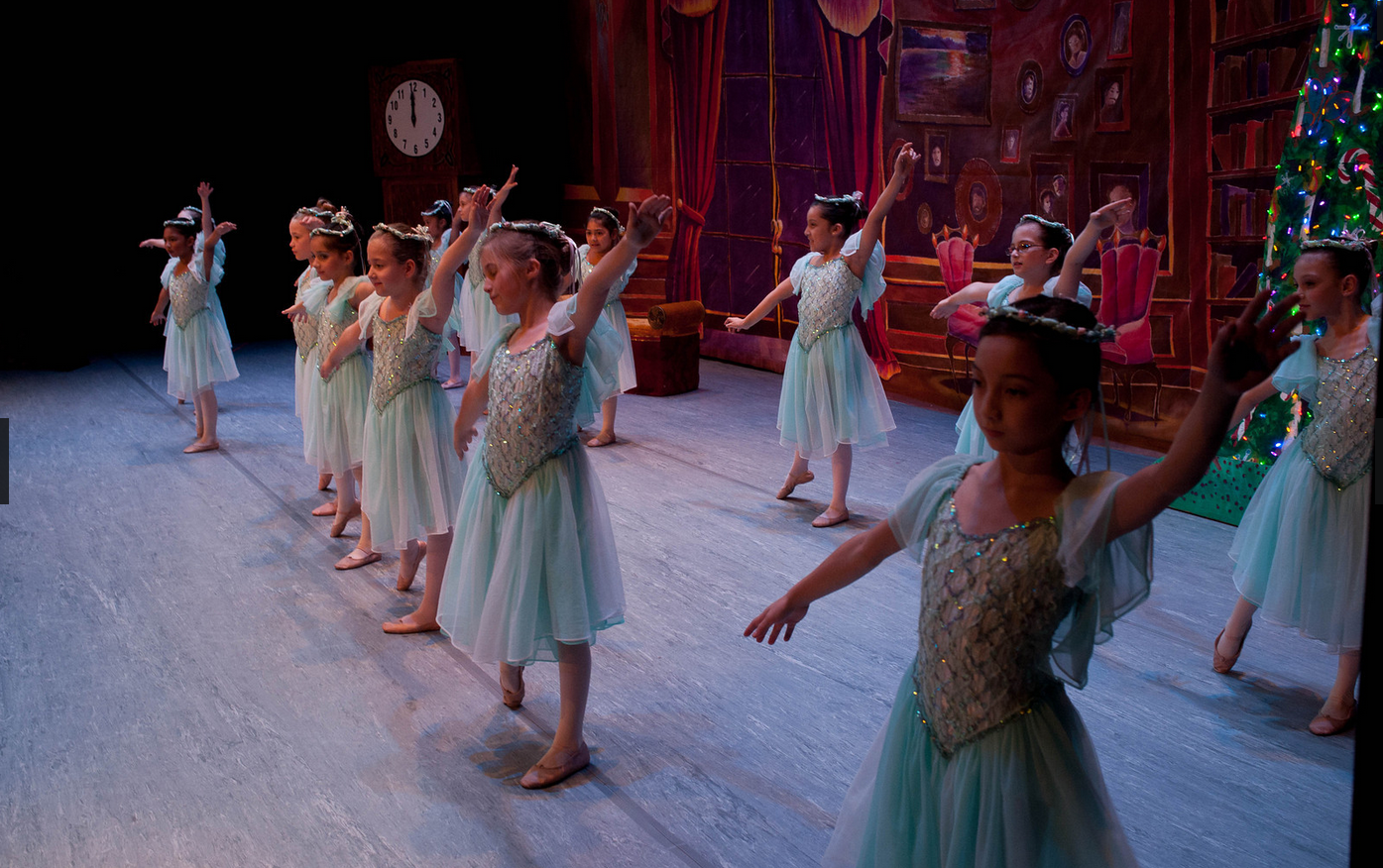 Nutcracker Children Performance