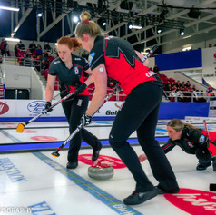World Junior Curling Februrayr 2019
