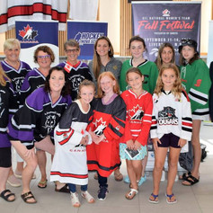 Announcing Fall Fest Team Canada Women