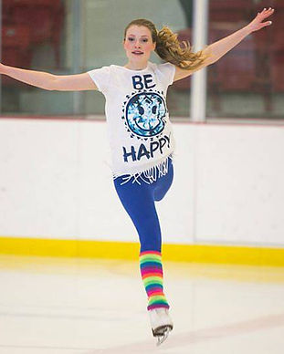 Victoria Hopper NS Star Skate Competition