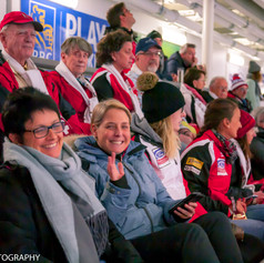 World Junior Curling Fans