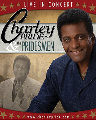 Charley Pride Queens Place May 2014