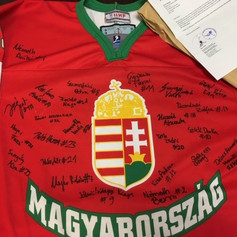 Team Hungary Hockey Women Jersey