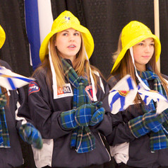 MM Canadian Curling Juniors Team Fay 2014