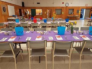 View Weset Queens Rec hall inside