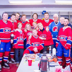 Montreal Canadien Alumni