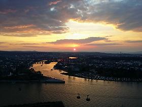 Koblenz mosel saar flodkrydstogt
