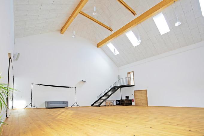 Saal Atelier 73