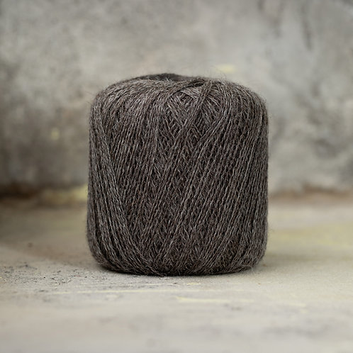 2ply SUPREME Lace Weight Grey