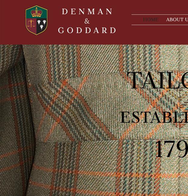 Denman & Goddard Website