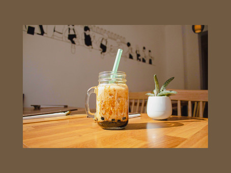 Bubble Tea - A trend that is worth trying