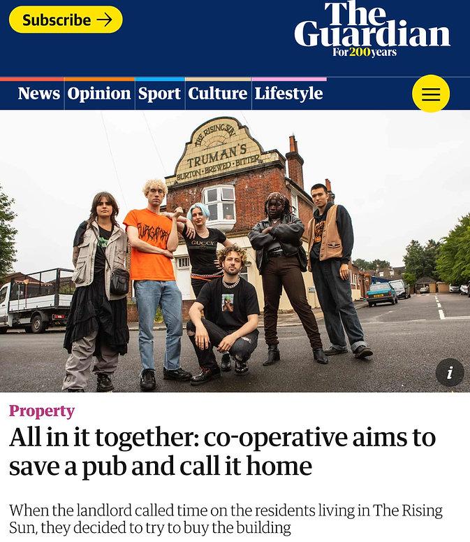 The Guardian The Rising Sun Housing Co-operative Chloe Curry.jpg