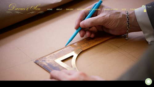 Davies and Son Website