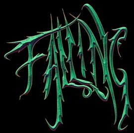 Falling logo