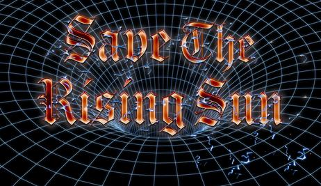 Save The Rising Sun
