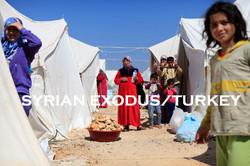 Syrian Exodus/Turkey