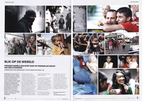 Kunstzone Magazine/NL