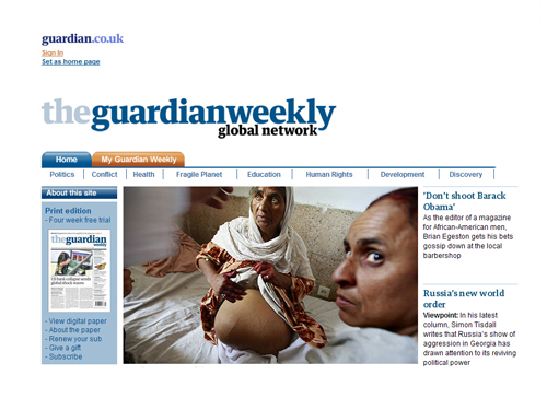 The Guardian Weekly/UK