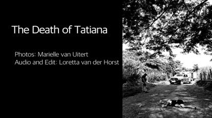 The Death of Tatiana/Oct 2015