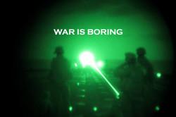 War is boring/TV Feb 2012