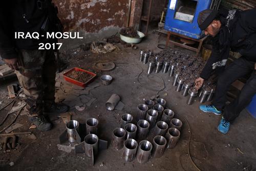 Mosul/Iraq Jan 2017