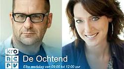 KRO NCRV/De Ochtend/Radio 2014