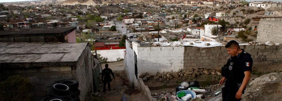 Murder City - Ciudad Juárez