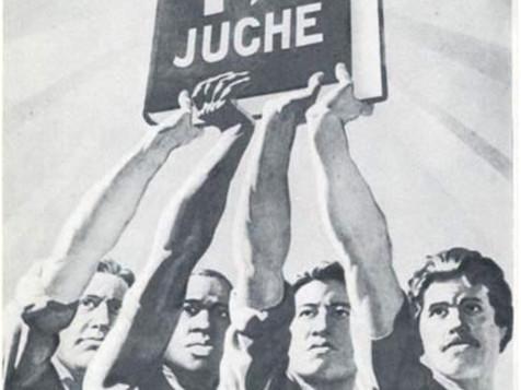 """Sobre a publicação de """"Expondo à luz as criticas contra a Ideia Juche"""""""
