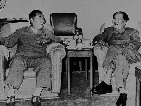 Kim Il Sung sobre a amizade internacionalista entre o povo coreano e chinês