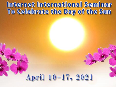 Inaugurado o Seminário Internacional da Ideia Juche