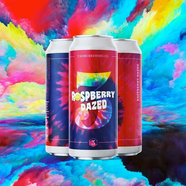 Raspberry Dazed