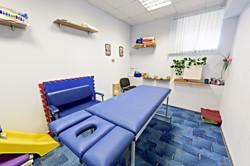 Комфортный уютный массажный кабинет