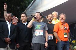 Salida del Medio Maratón
