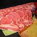 豚の味噌漬