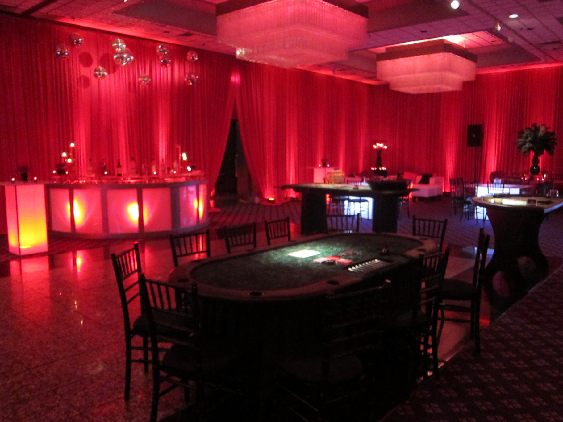 Casino Theme Party Rosemont