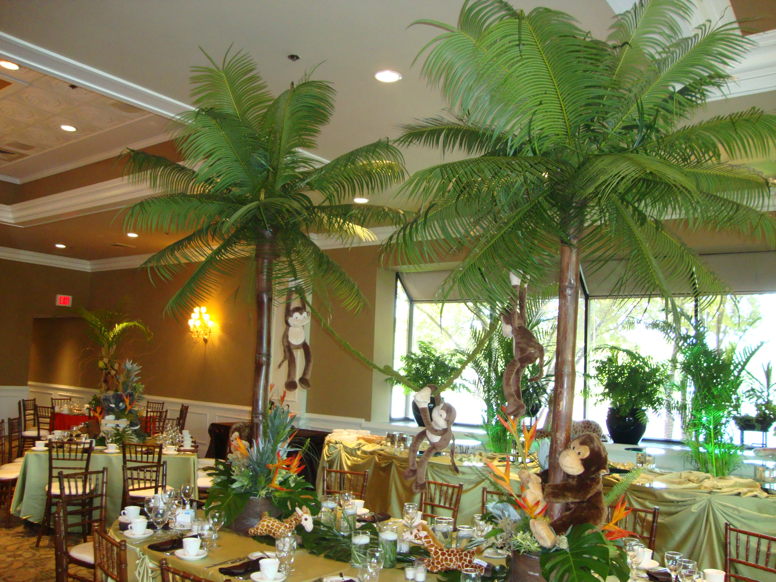 Jungle Theme Party Concorde Banquets