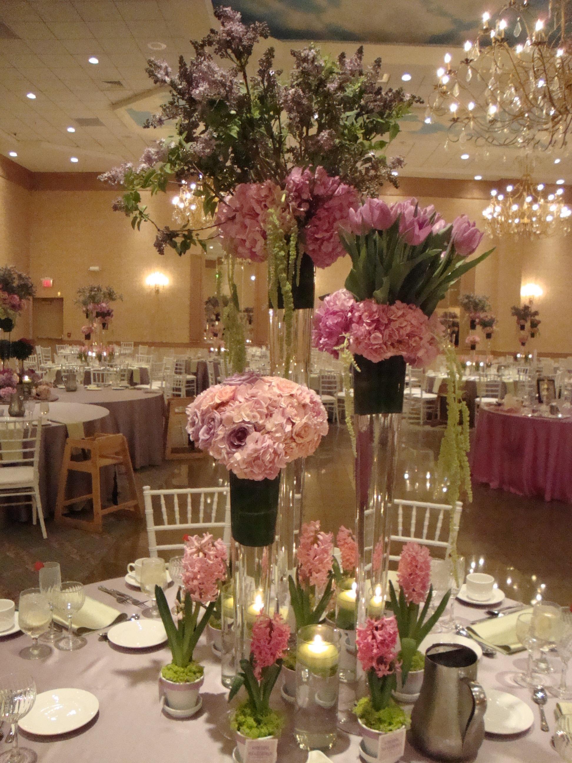 Lavender & Pink Bridal Shower