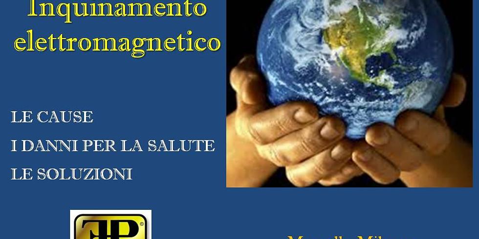Conferenza: Geopatie e Inquinamento Elettromagnetico