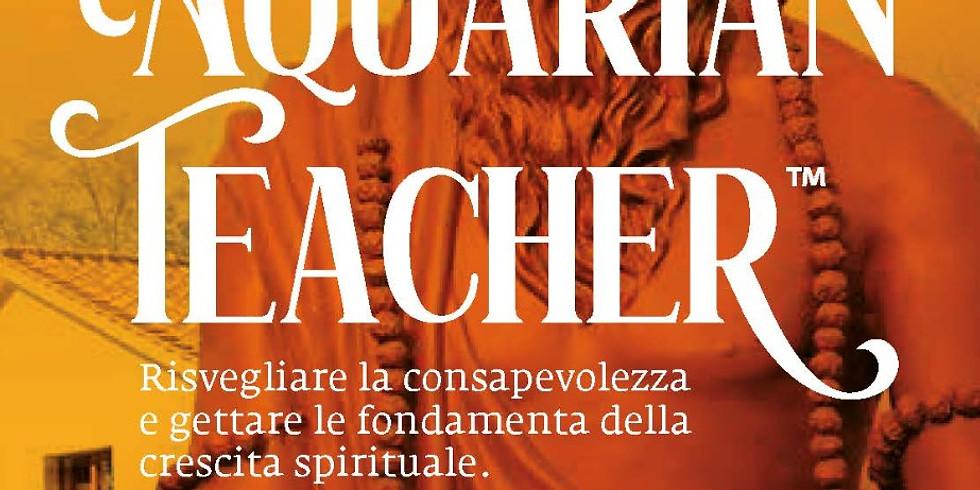 Teacher training Livello 1 - The Acquarian Teacher