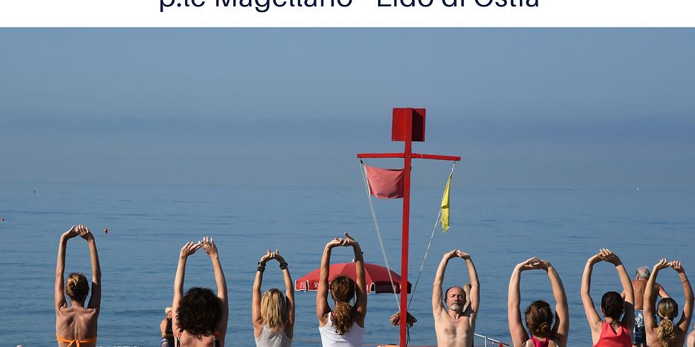 Yoga Summer Free Class