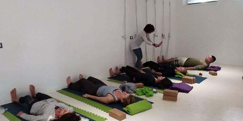 Seminario intensivo di Iyengar Yoga