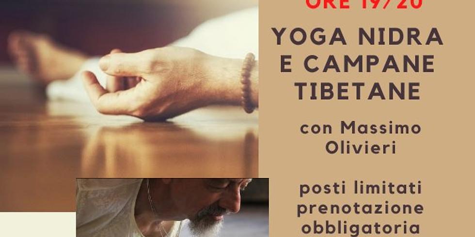 Yoga Nidra e campane tibetane