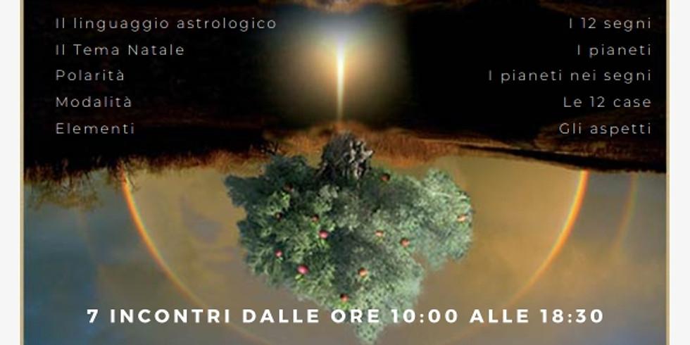 Corso di Astrologia Psicologica - 1 Livello