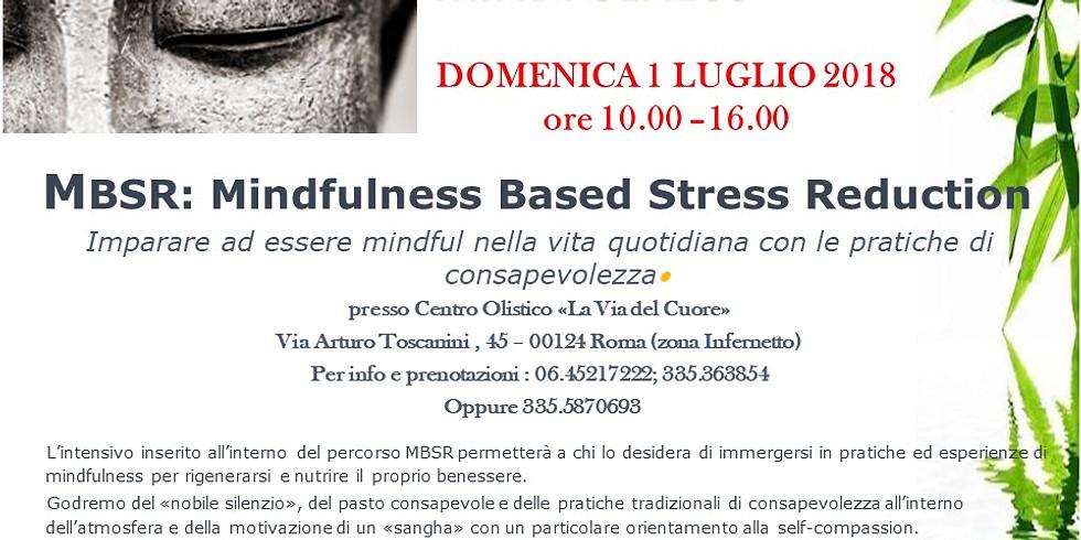 Incontro intensivo di Mindfulness