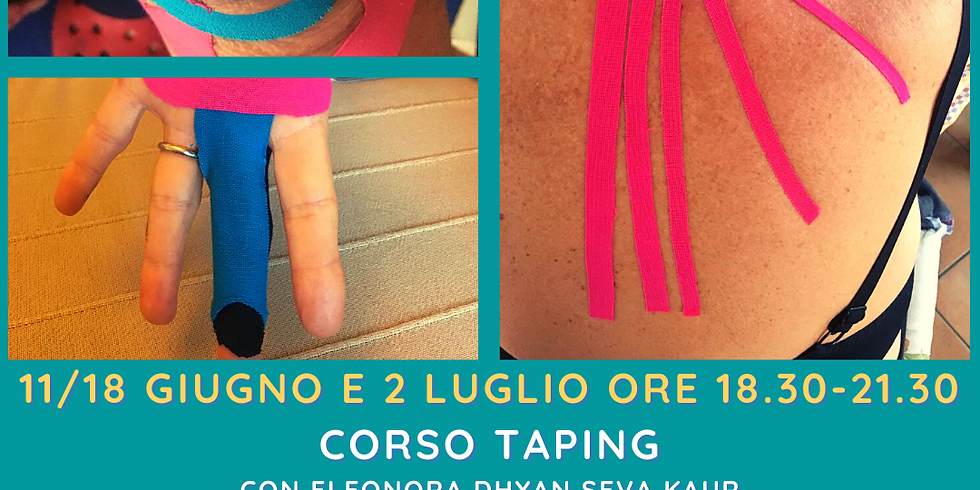 Corso Taping